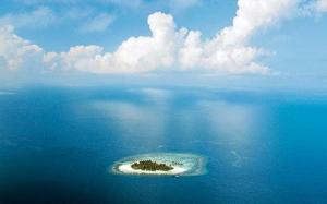 Maldives: nothing to do with climate change - it's sinking