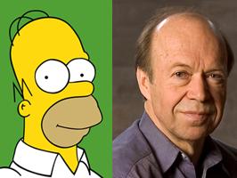 Hansen (L), Homer (R)