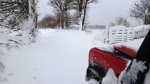 Plenty of snow...!