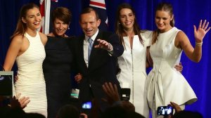 Abbott - PM at last