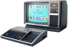 Texas TI99 from 1979