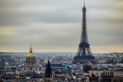 Grey skies ahead in Paris…